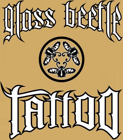 Glass Beetle Tattoo, Santa Rosa CA
